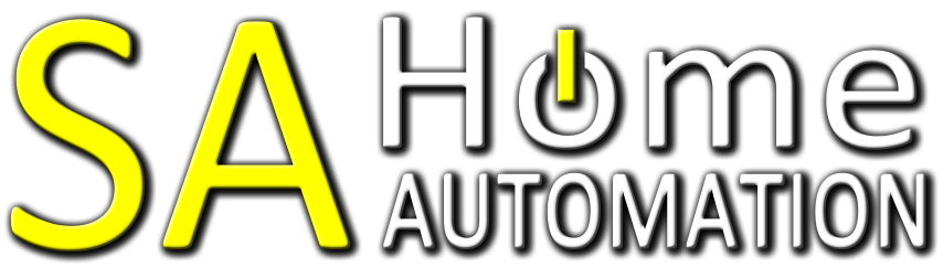 SA Home Automation Main Page Logo